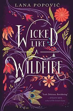 wicked like a wilfire