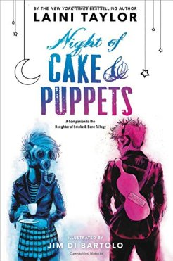 cake and puppets